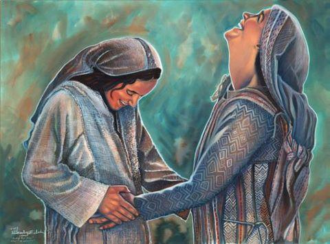 Luke 1.44